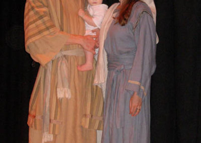 Dressed for Nativity