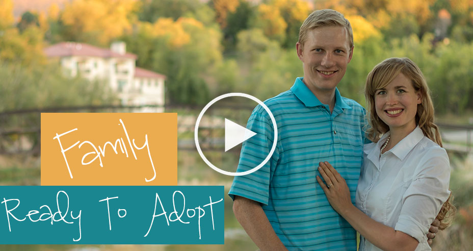 Family Ready To Adopt
